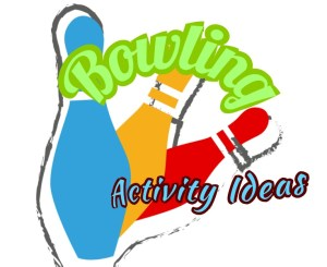 bowling activity ideas logo