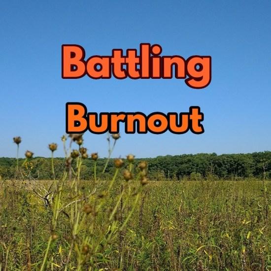 battling burnout title image