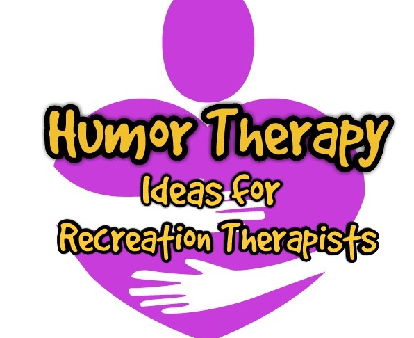 Humor Therapy Title