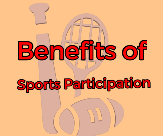 title image sports participation article