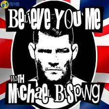 Bisping podcast art