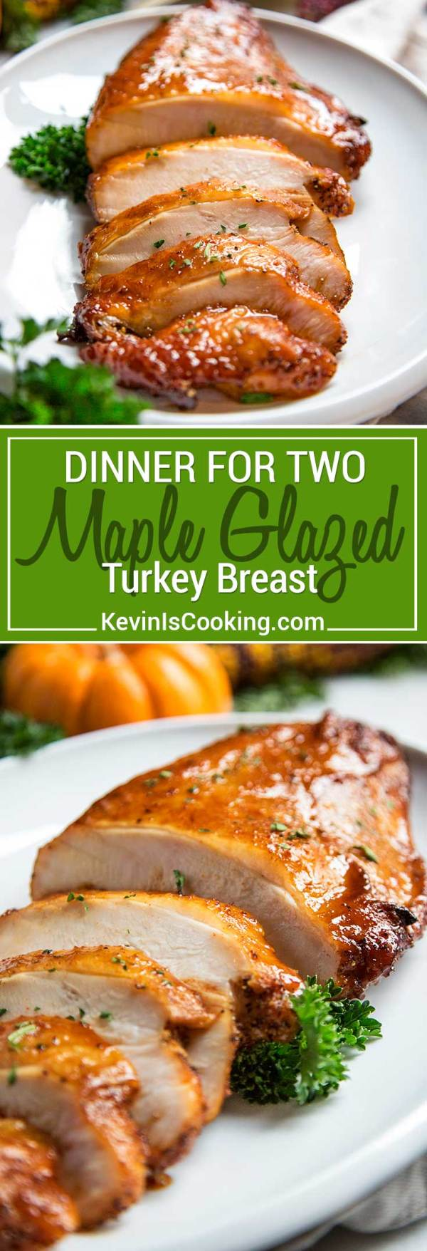 maple glaze for turkey breast