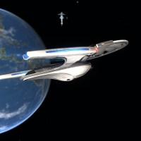 STAR TREK ONLINE | a revisitment of a tier six intel Guardian Class starship…?
