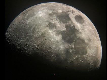 1st August 2017- The Misty Halo Moon