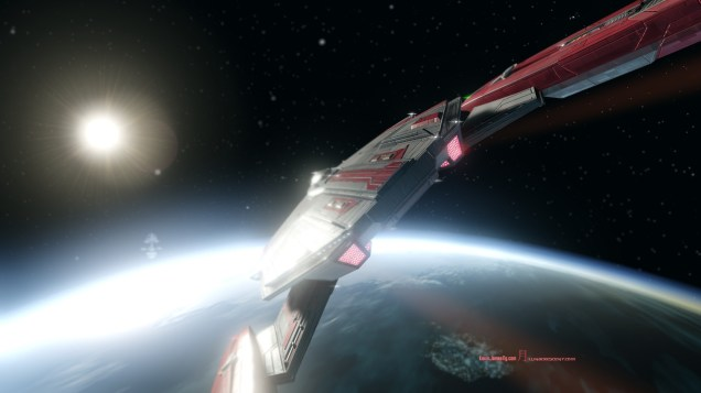 Malachowski Class is also was used in the Battle of the Binary Stars armada that pretext the Klingon war..