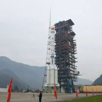 #CNSA #ChinaNationalSpaceAdministration #国家航天局 |#BeltAndRoadinitiative #October2020 | # XichangSatelliteLaunchCenter #西昌衛星發射中心Launches successfully of the advance variant Ionic #LongMarch3B #ChangZheng3B #CarrierRocket deploying #Gaofen13 the #EarthSciences #RemoteSensing #OpticalSatellite #Satellite …..