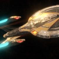 #星際迷航在線 #StarTrekOnline #Legacy|#OOTD #OufitOfTheDay | #SovereignClass - The #LegendaryMiracleWorkerAssaultCruiser #Sovereign and SoverginRefit post Nemesis revisiting #AGallery ...