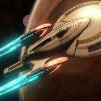 #StarTrekOnline #星際迷航在線 | #StarTrek # DeltaRising #November2020 |#AGallery Revisiting...#T6 #Command Battlecruiser #ConcordeClass...? – Watch out Defiant seriously more…..