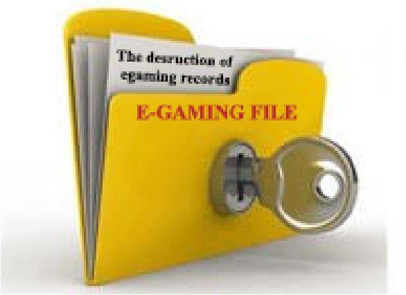 Unlocking the e-gaming File