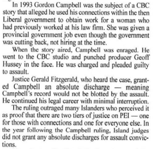 MacNeil Article on Gordon Campell