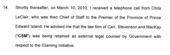 Gary Scales Affidavit