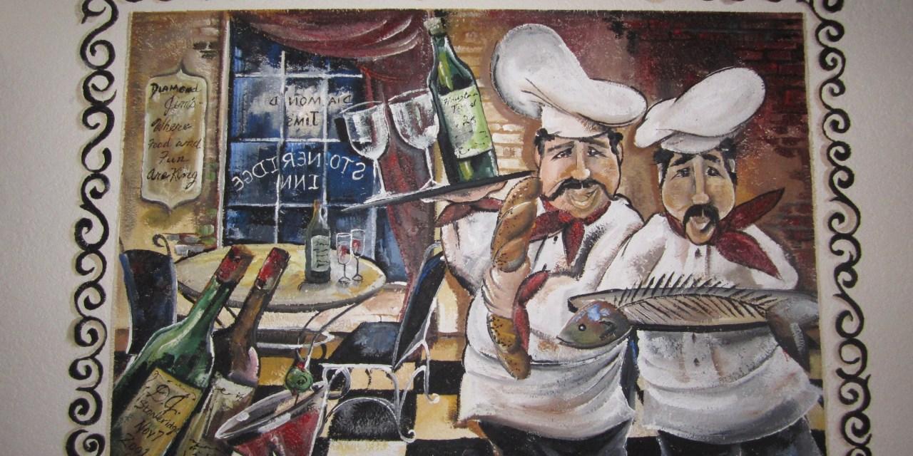 Stoneridge Inn Restaurant Web Page