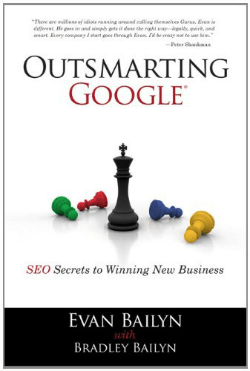 Pic of book: Outsmarting Google