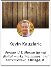 About Kevin Kauzlaric