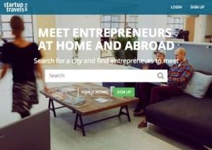 Startuptravels.com