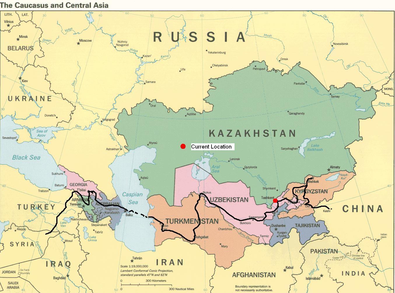 Kyrgyzstan Archives | On the road again...again
