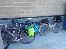Bike camping for my birthday!