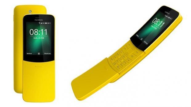 Image result for teléfono Banana de Nokia