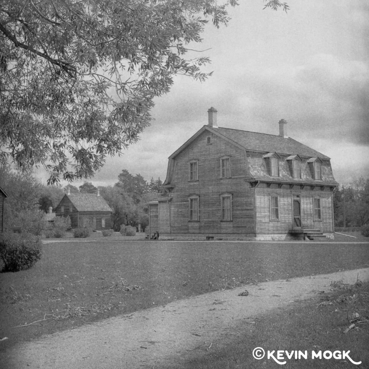 St Norbert Manitoba Bohemier House