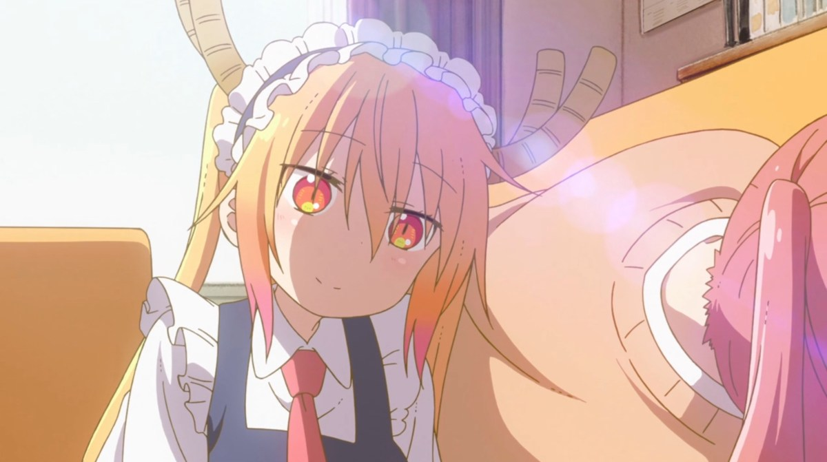 Miss Kobayashis Dragon Maid Ep3 Review Family and Home  Kevin Pennyfeather