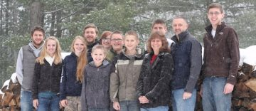 Pierpont Family 2014
