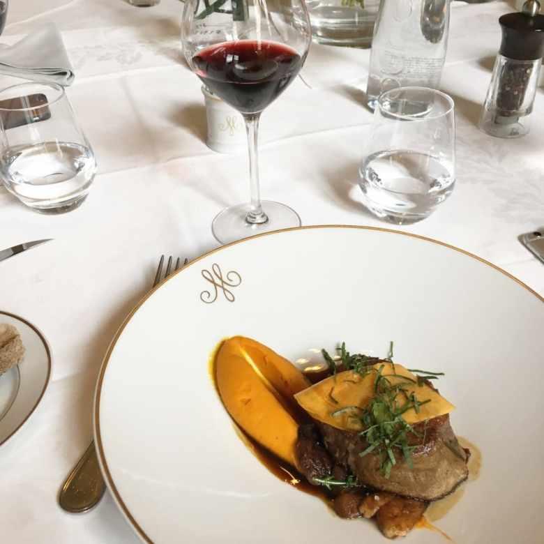 Restaurant Meert à Lille
