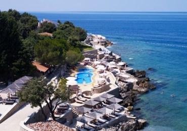 Photo drone vacances méditerranée