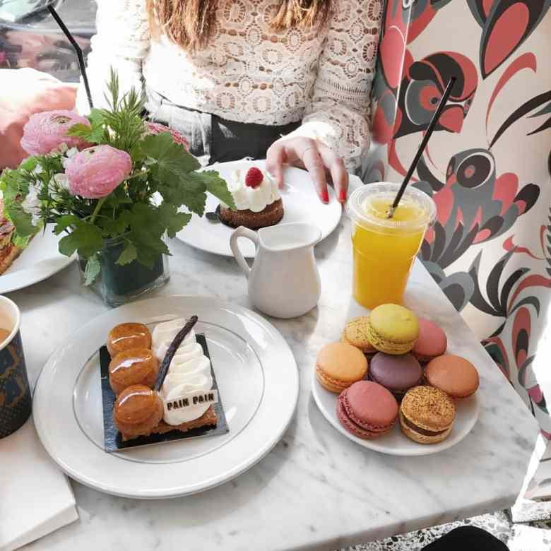 Bonne boulangerie à Paris