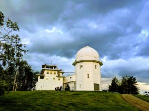 Fan Mountain Observatory Complex