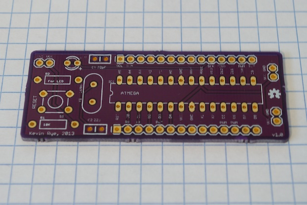 The Project Is Another Pcb Design Version For A Bare Bones Pic16fb77