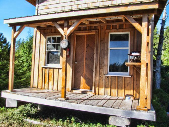 Hatchery Creek Cabin