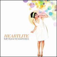 Ruby Velle & The Soulphonics - Heartlite Single