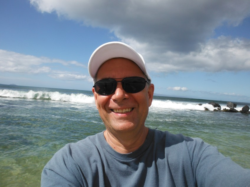 Kevin S. Giles in Maui.