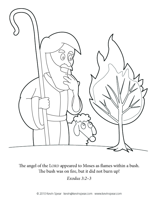 The Bible Israelites Leaving Egypt Coloring Pages | Coloring pages ... | 792x612