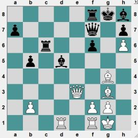 White is obviously better. What is his strongest continuation?