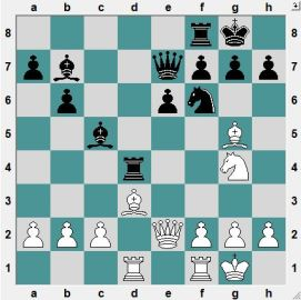 White is better. How does he win?