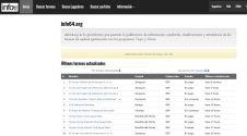 info64.org es la plataforma que permite la publicación de información, resultados, clasificaciones y estadísticas de los torneos de ajedrez gestionados con los programas Vega y Orion.https://info64.org/