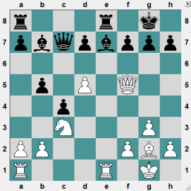 9th Asrian Memorial Yerevan 2016.6.18 Oleksiyenko, M--Martirosyan, Haik M. Position after 17 moves. Ofcourse White is better. Black is hoping that White will be satisfied with 18.Rxe7 RxR 19.d6 Qxd6 20.BxB with two pieces for the Rook and pawns. However, White has better. Much better! WHITE TO PLAY AND CRUSH!