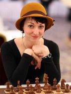 The lovely grandmaster Elizabeth Phaetz