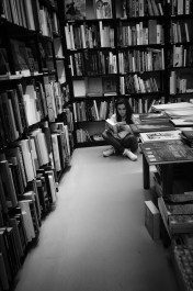 Book Shop Bordeaux France Photo: Dieter Krehbiel