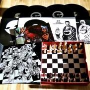 Hip Hop! http://guldsevinyl.tumblr.com/post/146256913168/geniusgza-liquid-swords-750-4xlp-box-set