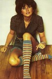 Linda Ronstadt. Hot 1970-ish superstar
