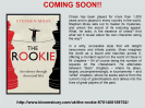 http://www.bloomsbury.com/uk/the-rookie-9781408189702/