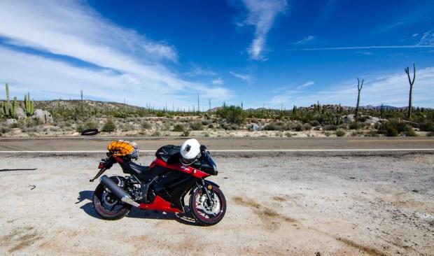 Desierto Central, Baja California