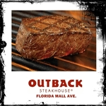 Cut Above: $9.99 Steak Plates At Outback FL Mall