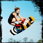 Meagan Ethell, Pro Wakeboarder on July 14