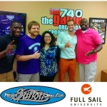 Full Sail Rocks The Show!