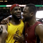 Lebron and Wade Reunited Again