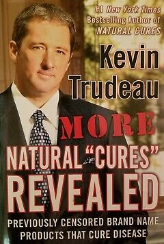 More Natural Cures Revealed book by Kevin Trudeau