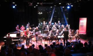The DCBB with Paquito d'Rivera